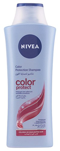 Nivea Color Protection Shampoo with Pomegranate Extract, UV-Filter 400 ml