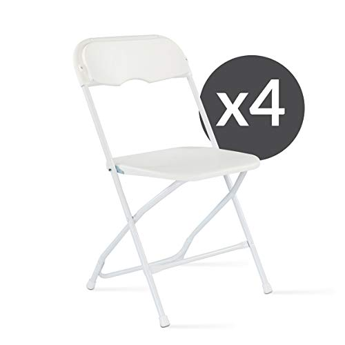 de 4 Rekkem PliantesJardin chaises Lot BrdCxoe