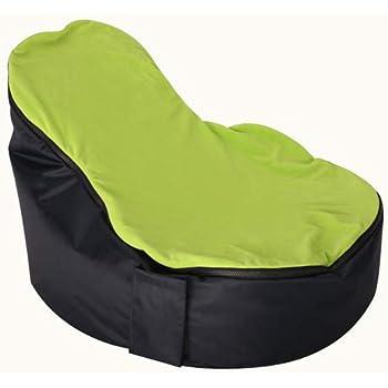 Zitzak Sit Joy.Sit Joy Zitzak Poco Lime Amazon Co Uk Kitchen Home