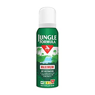 Jungle Formula Maximum Aerosol Insect Repellent, 125ml1 Units