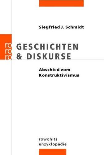 Geschichten und Diskurse. by Siegfried J. Schmidt (2003-12-31)