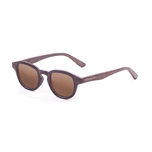 Paloalto Sunglasses Laguna Beach Sonnenbrille Unisex Erwachsene, Wood Brown