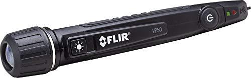 FLIR SYSTEMS VP52BERÜHRUNGSLOSER Spannungsprüfer Plus Taschenlampe
