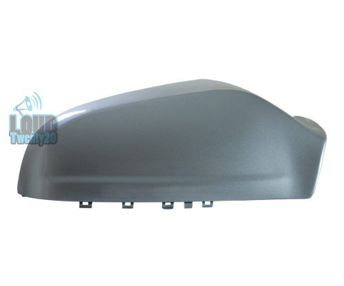 vauxhall-opel-astra-mk5-wing-mirror-cover-silver-lightning-drivers-side-rhs