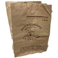 papier et plastique LIVIVO Lot de 3 grands sacs de recyclage r/éutilisables avec poign/ées et attaches s/écuris/ées pour s/éparer vos d/échets m/énagers et recycler les sacs pour verre