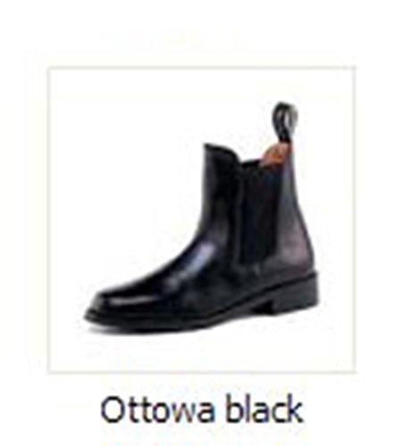 Toggi , Chaussures d'équitation pour homme noir