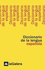 Diccionario de la lengua española: La Galera (Diccionarios La Galera)