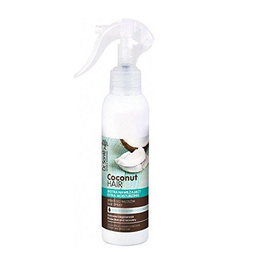 Dr Sante Coconut Oil Extra Moisturizing Hair Spray Schutz und Recovery 150ml -