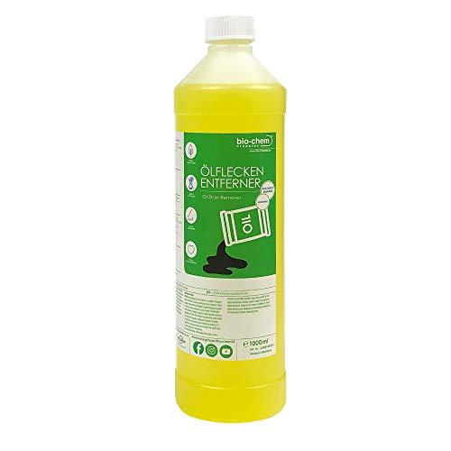 Bio-Chem Ölfleckentferner 1000 ml Ölflecken entfernen biologisch abbaubar Konzentrat -