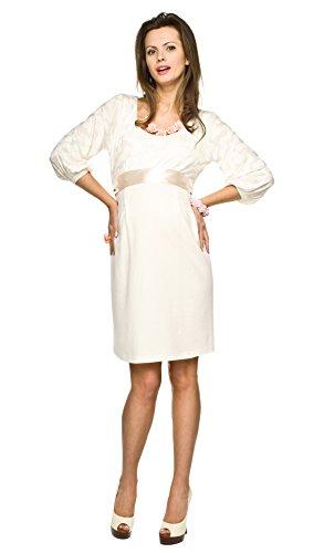Elegantes und bequemes Umstandskleid, Brautkleid, Hochzeitskleid für Schwangere Modell: Dolce,...