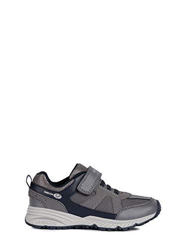 Geox Laufschuhe Jungen, Farbe Grau, Marke, Modell Laufschuhe Jungen J Bernie B Grau