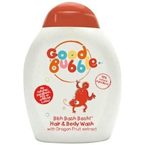 Good Bubble Dragon Fruit Hair & Body Wash 250ml x 1