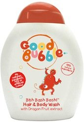 Good Bubble Dragon Fruit Hair & Body Wash 250ml x