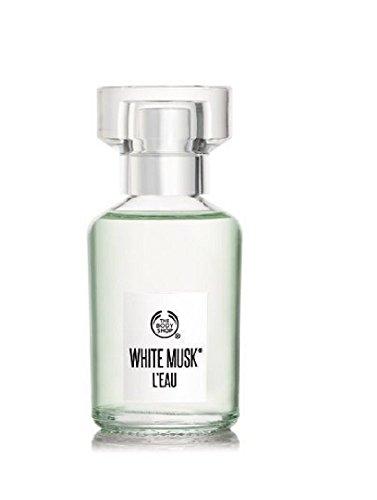 The Body Shop Musc blanc® l'eau EDT 30 ml – Livré dans une boîte et scellé