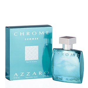Azzaro Chrome Summer Edt 50 ml