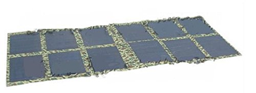 Gowe 120Watt Portable RV und Marine Mono zusammenklappbar Solar Solarmodul-Kit mit 10A Solar Laderegler -