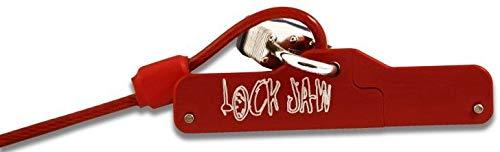 Lockjaw Fin Box Lock - Sicherheit für Ihr Surfbrett XL01 - Sicherheit für Longboards - Stärke der Versandindustrie