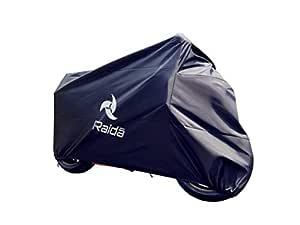 Raida RainPro Bike Cover for Jawa Forty Two (Navy Blue)
