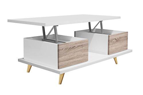 Comprar mesas de centro tienda online de mesas de centro for Mesa elevable amazon
