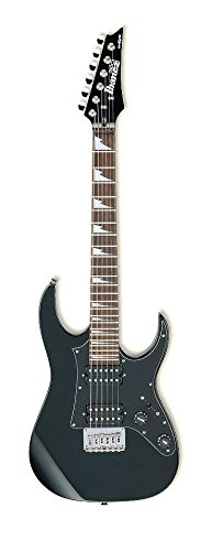 e gitarre ibanez Ibanez GRGM21-BKN E-Gitarre