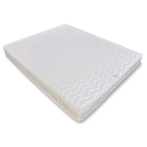 Baldiflex , materasso easy altezza 18cm 140 x 190 cm , cotone ortopedico