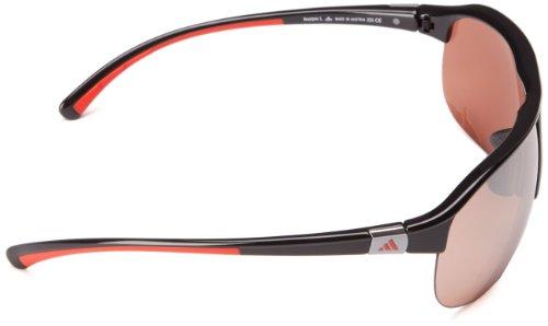 adidas Performance Sportbrille Shiny Black/Red