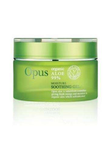 Rosee Opus Aloe 99% Moisture Soothing Gel Korean Beauty [Imported]