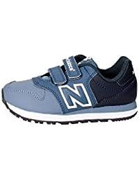 New Balance Kv500bgy - Zapatillas de sintético, tela para niño azul azul, color, talla media