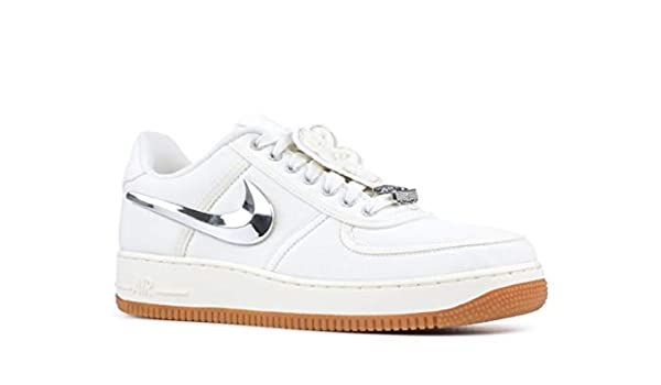 Travis Scott Nike Air Force 1 Low Sail AQ4211 101 | SneakerFiles