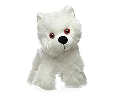 Game of Thrones Direwolf Cub-Ghost
