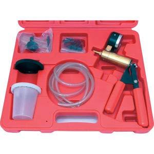 Kennedy Bremsanlage Spezialwerkzeug Vakuumprüfung Bremsentlüftung Set 7 teilig