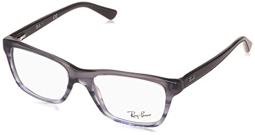Ray-Ban Mädchen 0RY 1536 3730 48 Brillengestelle, Grau (Grey Striped Gradient),