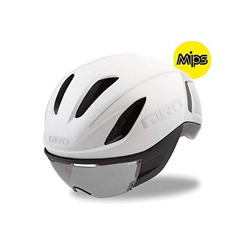 Giro Vanquish MIPS Fahrradhelm, mat White/Silver M