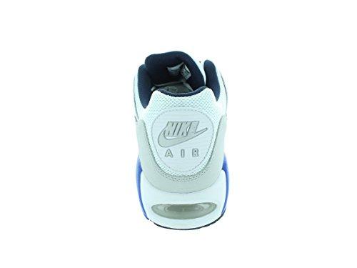 Nike Air Max Correlate Herren Schuhe Weiß Weiß (Weiß-Blau) PPZvW3Lw