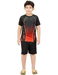 Bluntly Boy's Sports Wear For Football Hokey Ethletic Game