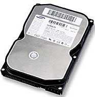 Samsung 40 Gb Festplatten (Samsung SpinPoint V40+ 40GB IDE/P-ATA HDD 3.5