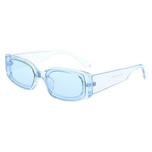 lzf1110 Platz Sonnenbrillen Candy Farbe Sonnenbrille Chic Mode Frauen UV400 Brille Ziele