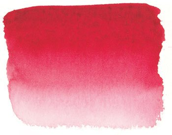 (Sennelier Aquarellfarben 1/2 Näpfchen S3 - Quinacridone Rot (679))