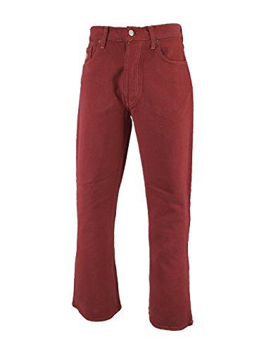 Energie Herren Jeanshose Rot