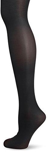 Cette Damen Semi-Blickdichte Satinhose (40 Denier) Quebec Gr. Large, Schwarz (Black 902) - Semi-blickdichte 40 Denier Strumpfhosen
