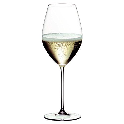 RIEDEL 6449/28 Veritas - Champagner- / Weinglas - Kristallglas - 445 ml - 2 Stck.