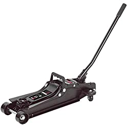 KS Tools 161.0361 Cric Ecoline, Noir