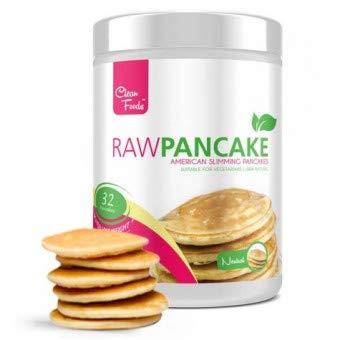 Preparado Tortitas Low-Carb Raw Pancake sabor Neutro