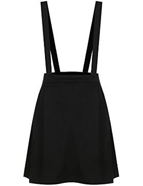 Yesmile 💋💝Vestido de Mujer Falda Negro Vestido Elegante de Noche para Boda Fiesta Vacaciones Falda Negra con...