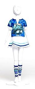 MaRécréation-Dress Your Doll Tiny Dolphin coser traje muñeca maniquí, hg-190121-1njk