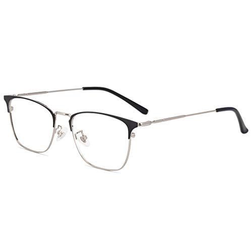 Transition Photochrome Progressive Multi Focus Lesebrille, Retro Varifocal No Line Allmähliche weitsichtige Sonnenbrille