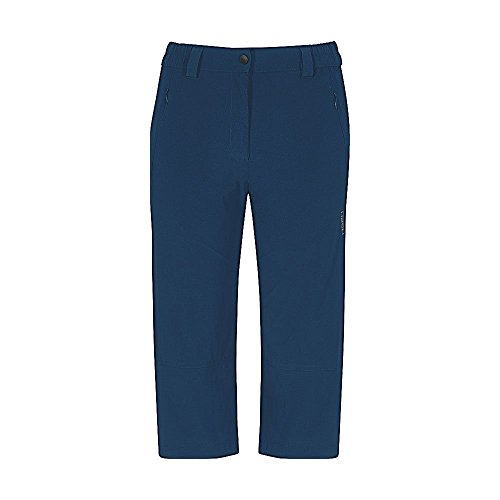 hot-sportswear St. Louis Damen Active Capri ultralight navy Gr. 48 - Louis Womens Shorts