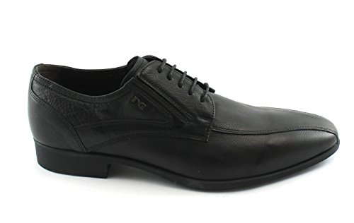 Chaussures Nero Giardini 05210 Black Elegant Men Derby Black Ceremony
