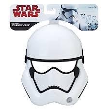 Hasbro C1564 Star Wars - Die letzten Jedi: Maske, First Order Stormtrooper (Storm Trooper Maske)