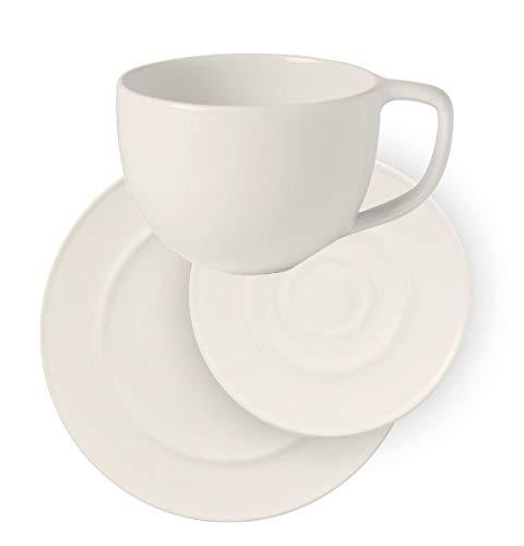 vivo Villeroy & Boch 1952757126 NEO White Kaffeeset 18tlg (1 Set)